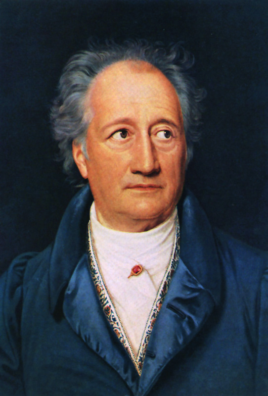 an introduction to the literature by johann wolfgang von goethe Johann wolfgang von goethe (1749-1832) on weltliteratur [compiled by alok yadav goethe and world literature trans c a m sym criticisms on many subjects by johann wolfgang von goethe with a preface by eckermann.